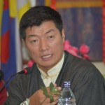 Esfuerzos para Retomar las Conversaciones con China: Lobsang Sangay, PM Tibetano en el Exilio