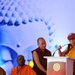 Mensaje de Su Santidad el Dalai Lama a la Congregación Budista Global
