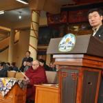 Declaración del Kalon Tripa Dr. Lobsang Sangay  en el 53º Aniversario del Levantamiento Nacional Tibetano