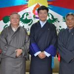 El Kalon Tripa Lobsang Sangay Acepta Las Renuncias Del Enviado Especial Lodi Gyari Y Del Enviado Kelsang Gyaltsen