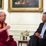 Su Santidad el Dalai Lama se reunió con el Presidente Barack Obama