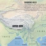 Doble amenaza para el Tíbet