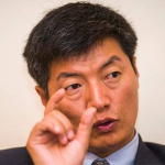 Líder tibetano dice sentirse animado por la dura postura de Trump hacia China