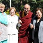 Cuatro Premios Nobel de la Paz se niegan a asistir a cumbre en Sudáfrica