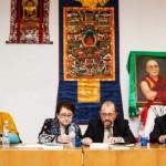 Conferencia sobre Tíbet, Rusia, India y Mongolia realizada en Moscú