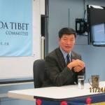 Los lazos Canadá-China preocupan al líder tibetano, Dr.Sangay