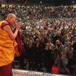 Ataque de distracción contra el Dalai Lama
