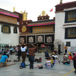 A pesar del severo control, las aspiraciones tibetanas siguen vivas