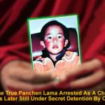"""China dice que el Panchen Lama está """"Viviendo una Vida Normal"""""""