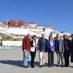 Legisladores de los Estados Unidos Recelosos del Progreso después de Visita al Tíbet