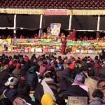 Tibetanos desafían a China para orar en masa por la salud del Dalai Lama