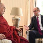 Beijing Prohíbe A Parlamentario Alemán Defensor Del Tíbet, Visitar China