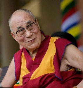 Su Sandidad el Dalai Lama XIV