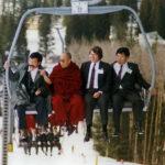 El Viaje de Esquí del Dalai Lama