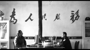 Tharlo, una película dirigida por Pema Tseden