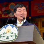 Declaración del Jefe Político (Sikyong) del Tíbet en el Día del Levantamiento Nacional Tibetano