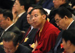 El Panchen Lama designado por los chinos, Gyaltsen Norbu