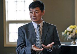 Sikyong Dr Lobsang Sangay