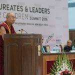 Premios Nobel y Líderes Reunidos en Cumbre por Los Niños