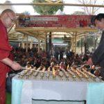 Servicio de Oración en Solidaridad en Dharamsala