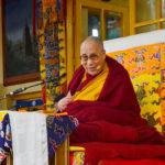 Completamente sano y esperanzado en reunirse pronto con los tibetanos en el Tíbet: Su Santidad el Dalai Lama