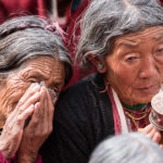 VIP* inusuales en las sesiones de oración del Dalai Lama