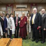 Delegación De Alto Nivel Del Congreso De Los Estados Unidos Se Reúne Con El Dalai Lama
