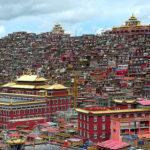 Funcionarios Comunistas Chinos Dirigen Centro Budista Tibetano