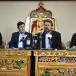 Parlamentarios Australianos Expresan su Apoyo al Movimiento Tibetano