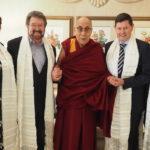 Delegación Parlamentaria Australiana en Audiencia con Su Santidad el Dalai Lama