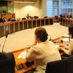 El líder tibetano habla del enfoque del Camino Medio ante el Parlamento Europeo