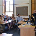 Líder tibetano habló en la Universidad Stellenbosch de ciudad del cabo